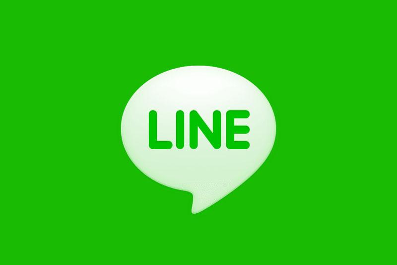 @LINEはじめました!